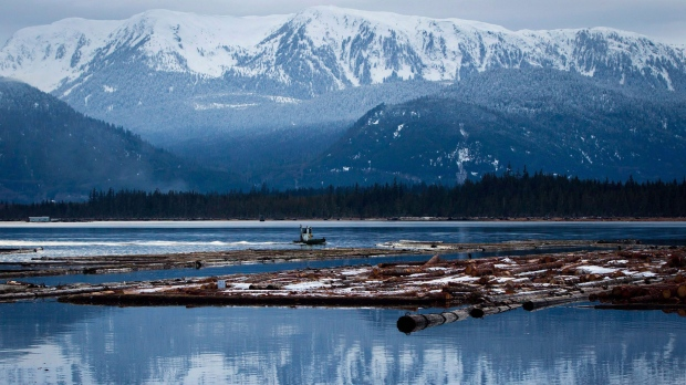 B.C. First Nation rejects Northern Gateway plan