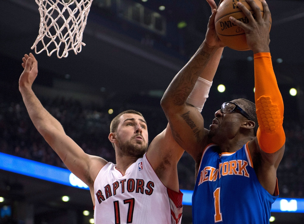 Toronto Raptors clinch Atlantic Division