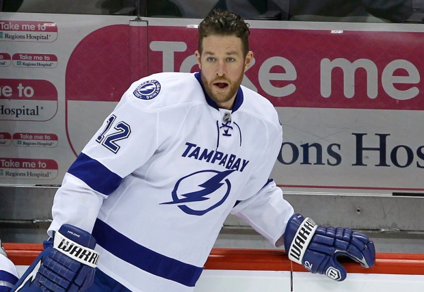 NHL's Ryan Malone charged after traffic stop