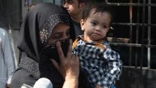 Pakistani judge dismisses charges against baby