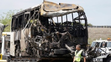 Probe into Califronia bus crash