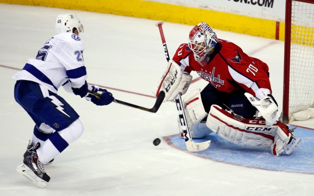 Tampa Bay edges Washington 1-0