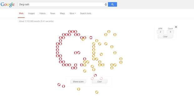 Google hides 'Easter Egg' surprises in Chrome web browser   CTV News