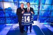 Brendan Shanahan new Leafs president