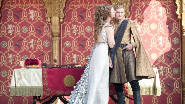 Game of Thrones Purple Wedding
