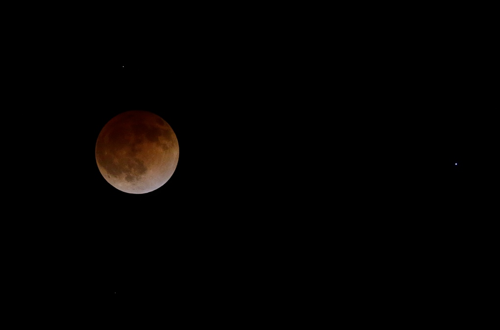blood moon january 2019 edmonton - photo #41