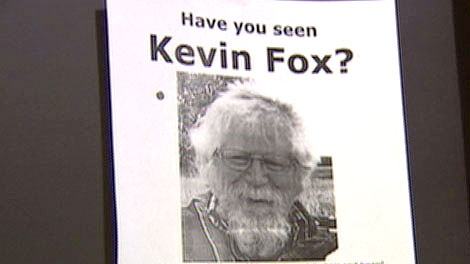 Family and friends have been looking for Kevin Fox since he went missing from the Edmonton area October 14.