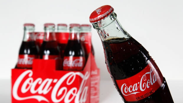 Coca-cola sells more drinks but not soda