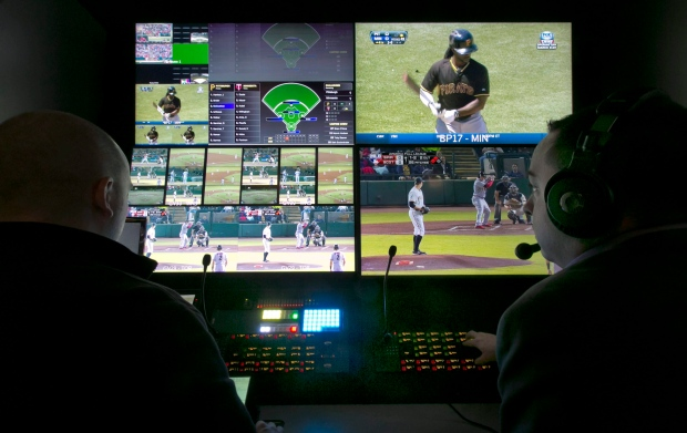 MLB's instant replay system