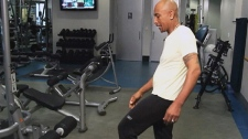 Montel Williams says liberation therapy did not reduce his pain or improve his walking, but it did improve his ability to withstand heat, and keep his balance.