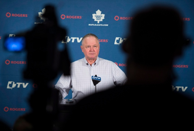 Randy Carlyle talks about his future