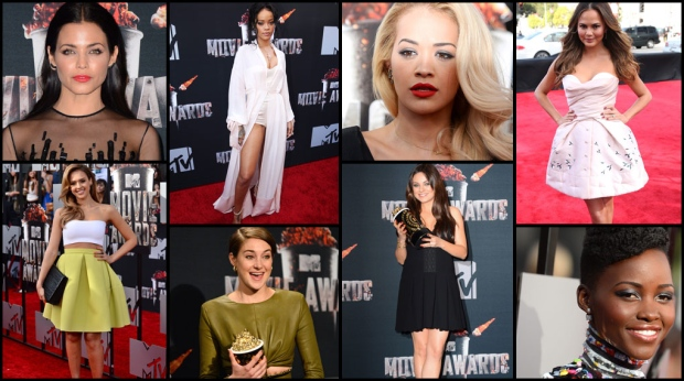 <b>25 Photos: Hottest looks from the MTV Awards </b>