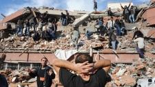 Turkey, earthquake
