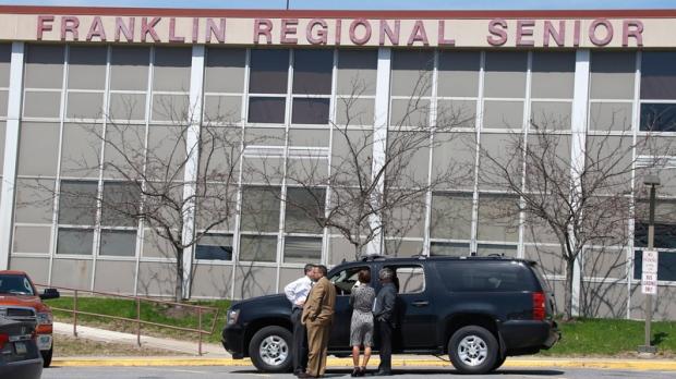 Franklin Regional High School in Murrysville, Pa.