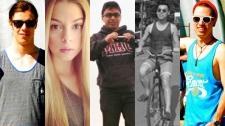 Calgary mass stabbing victims