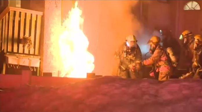 Man Dies In St Boniface Blaze Ctv News Winnipeg