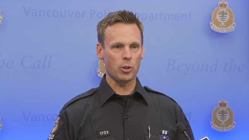 Vancouver police provide an update on the city's fourth homicide of 2014. (CTV)