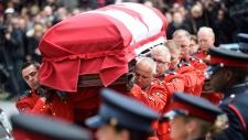 Mourners honour Jim Flaherty at state funeral