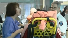 Quebec nurses entering the profession could soon require a university degree. (CTV File Photo)
