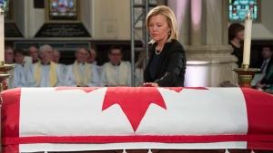 Christine Elliott Digital Extra Flaherty funeral