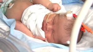 Hope Starts Here: BC Women's Hospital Newborn ICU