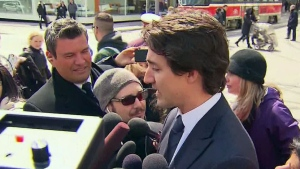 CTV News Channel: Trudeau remembers Flaherty