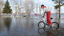 Flooding hits community of Tweed, Ont.