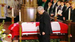 CTV National News: Highest honour for Flaherty