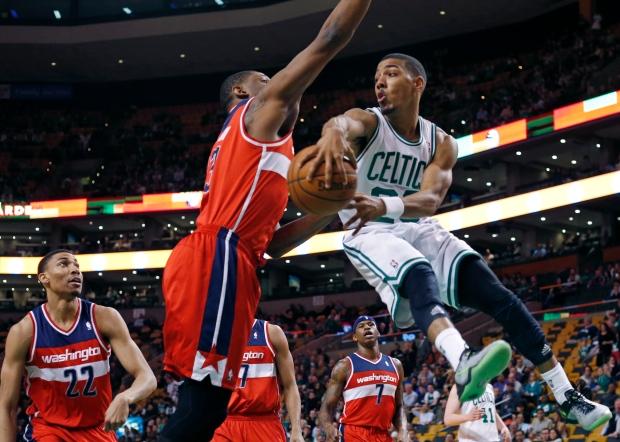 Boston Celtics, Washington Wizards