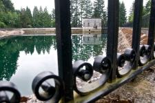 Urine in reservoir