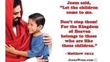 jesusWeen