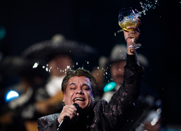 Juan Gabriel, Mexican superstar singer-songwriter, has ...
