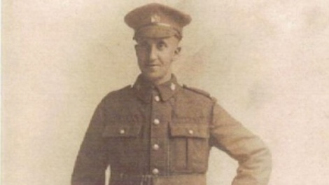 Canadian WWI vet to be buried with honours in France