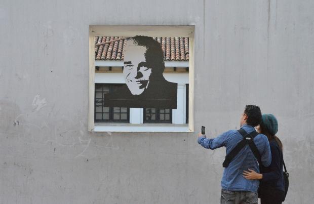 Gabriel Garcia Marquez di