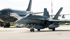 Stephen Fuhr, the Liberal chair of the defence committee, said there's clearly a desire to see Canada spend more, but no one is demanding that Canada rush to the NATO spending target of two per cent of GDP.