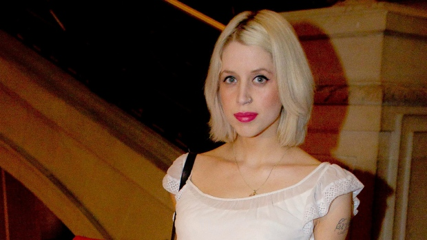 Peaches Geldof at London Fashion Week