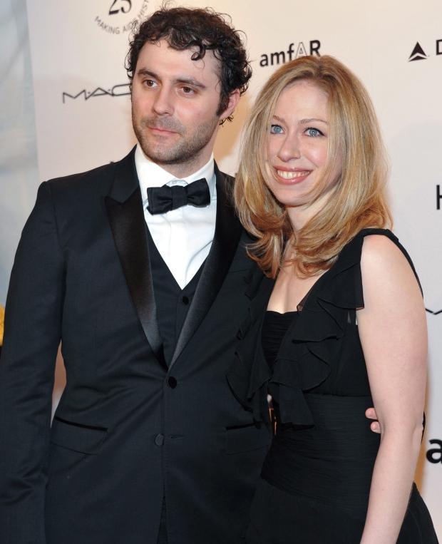 Chelsea Clinton debuts film at Tribeca