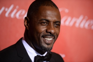 This Jan. 4, 2014 file photo shows actor Idris Elba at the Palm Springs International Film Festival Awards Gala in Palm Springs, Calif. (Photo by Jordan Strauss/Invision/AP)