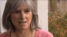 Dawn Steele of Moms on the Move says Community Living BC managers have a conflict of interest when they award contracts to relatives and friends. Oct. 25, 2011. (CTV)