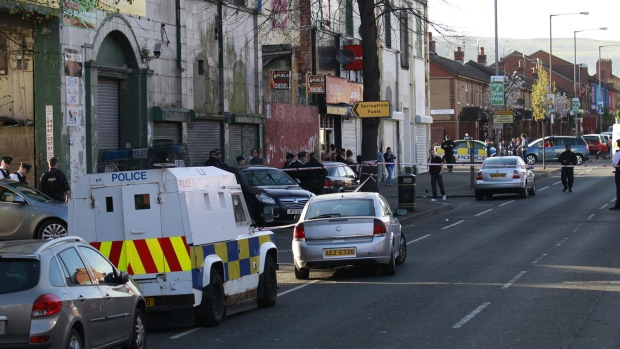 Arrest made in ex-IRA leader death