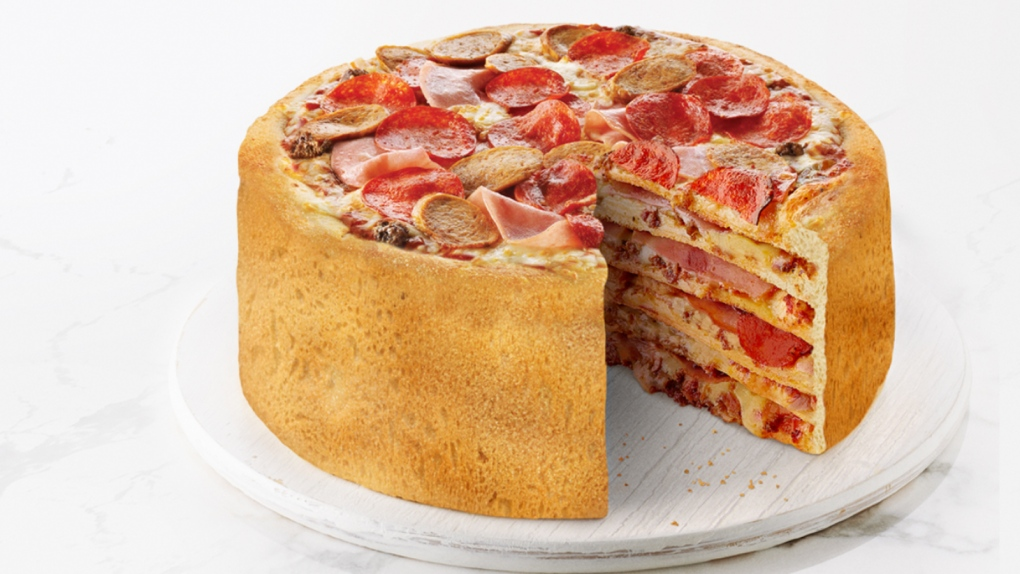 Is 'pizza cake' the next food game changer?
