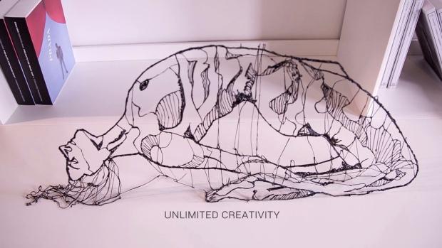 Lix 3-D pen