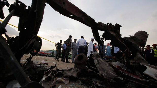 Islamic extremists responsible for Nigerian bomb