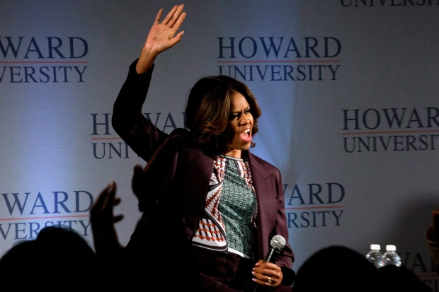 Michelle Obama to appear on Nashville