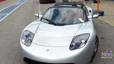 CTV Montreal: Electric car enthusiasts assemble