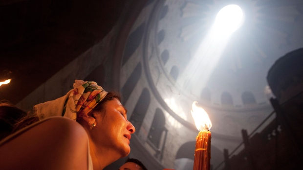 Jew Detector: Holy Fire Ritual Draws Thousands Of Christians To