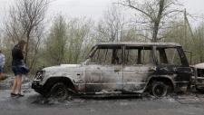 Deadly shootout in Ukraine