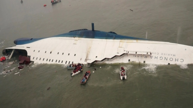 Maritime experts on South Korea ferry