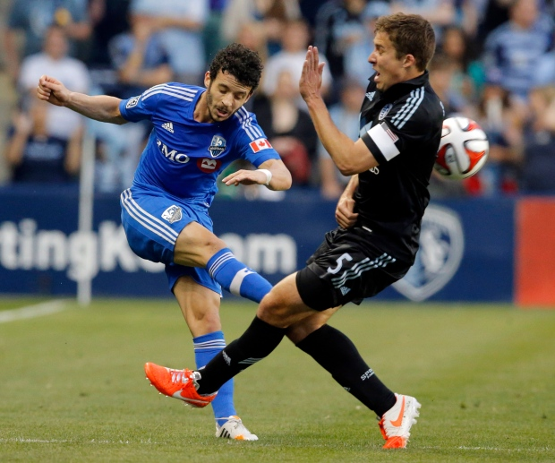 Sporting KC, Montreal Impact