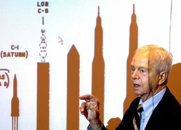 NASA engineer John Houbolt dies